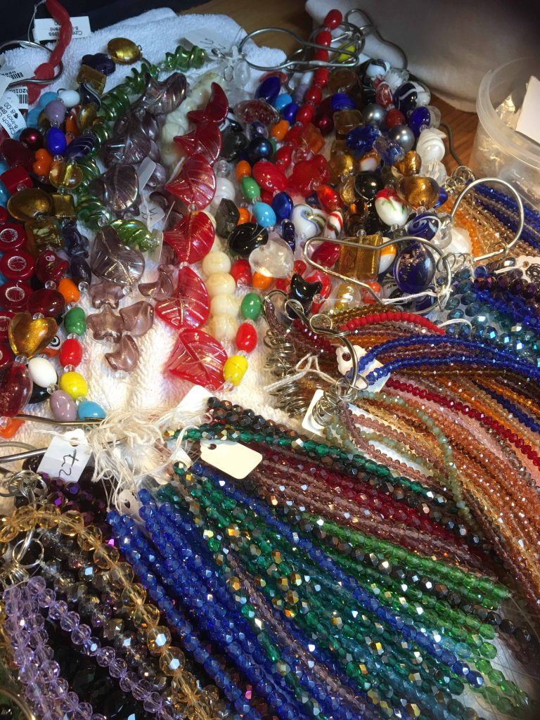 beads and cords