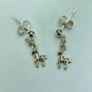 Sterling silver horses small